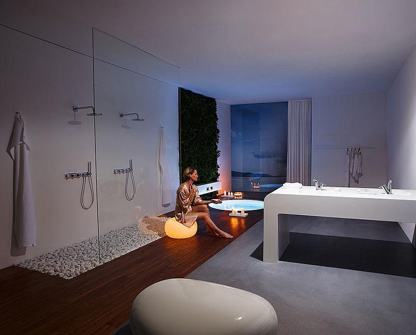handwerkermarke rituale im bad. Black Bedroom Furniture Sets. Home Design Ideas
