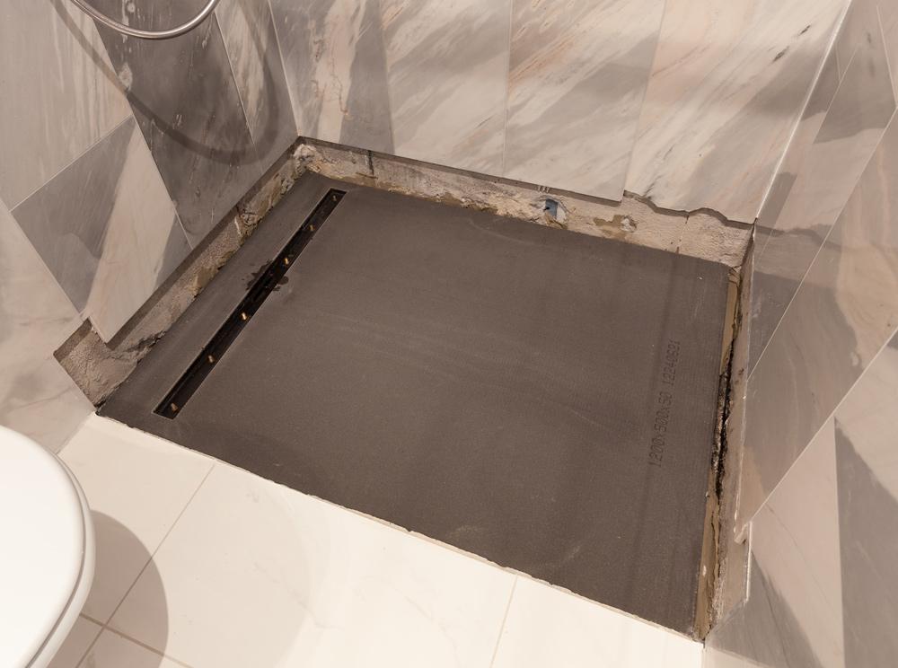kermi duschboard sanit r verbindung. Black Bedroom Furniture Sets. Home Design Ideas