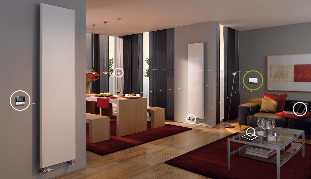 handwerkermarke kermi smart home f r echte bedarfsgef hrte vorlauftemperaturregelung. Black Bedroom Furniture Sets. Home Design Ideas