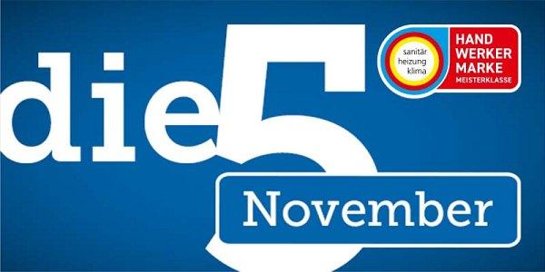 Unsere Top 5 im November